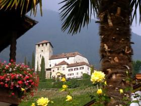 Schloss Lebenberg in Tscherms bei Meran