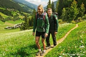 Wandern im Meraner Land und dem nahe gelegenen Ultental