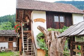 Das Bauernmuseum in Völlan