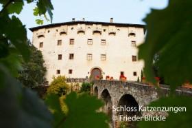 Schloss Katzenzungen - Sehenswertes im Meraner Land