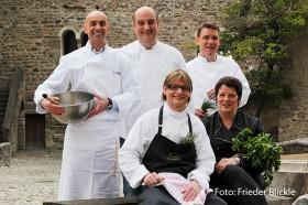 """Gourmetfestival in Südtirol - """"Sterne Schlösser Almen"""""""