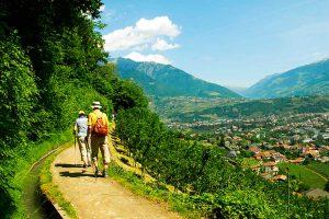 M arlinger Waalweg Südtirol